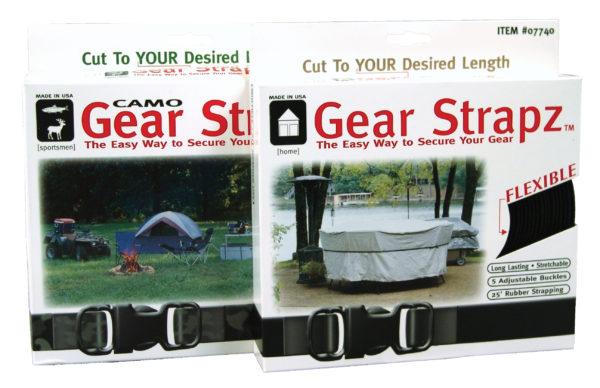 Gear Strapz 25' Black - £18.50+VAT