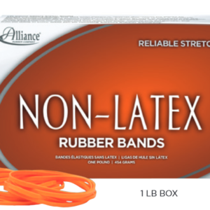 Standard Non Latex bands - Orange Colour